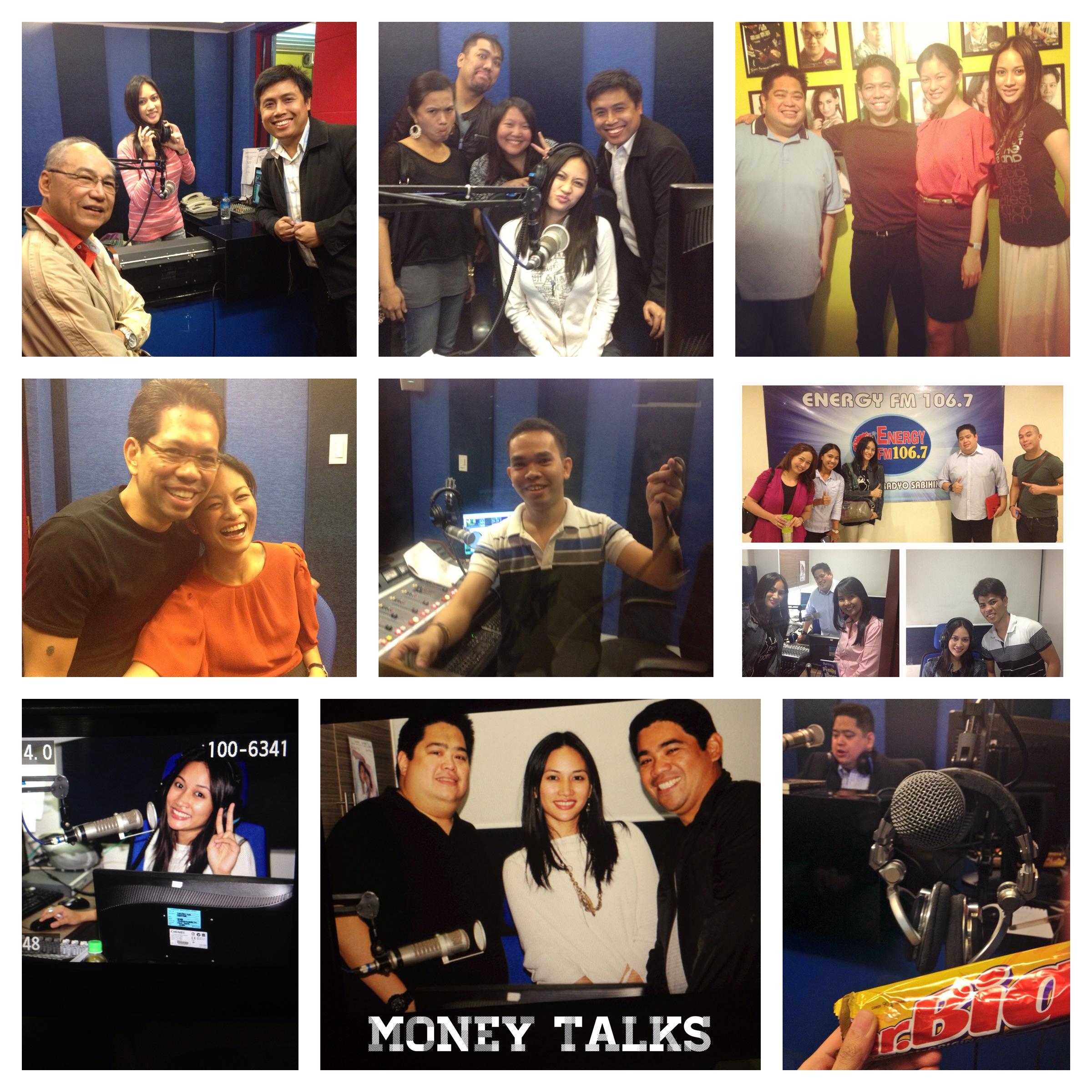 Farewell and Hello: Money Talks