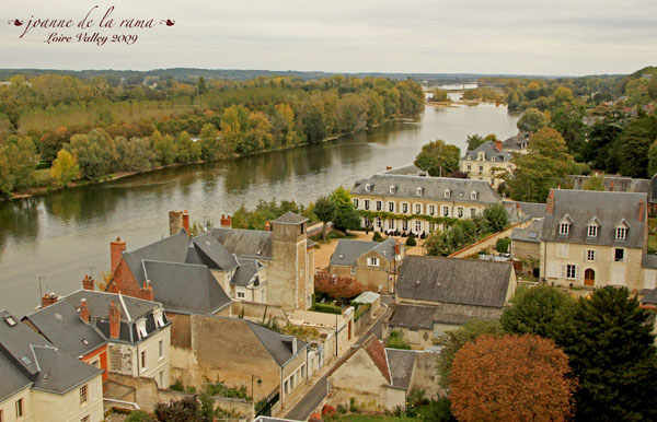 Welcome to the Loire Valley region, Central of France