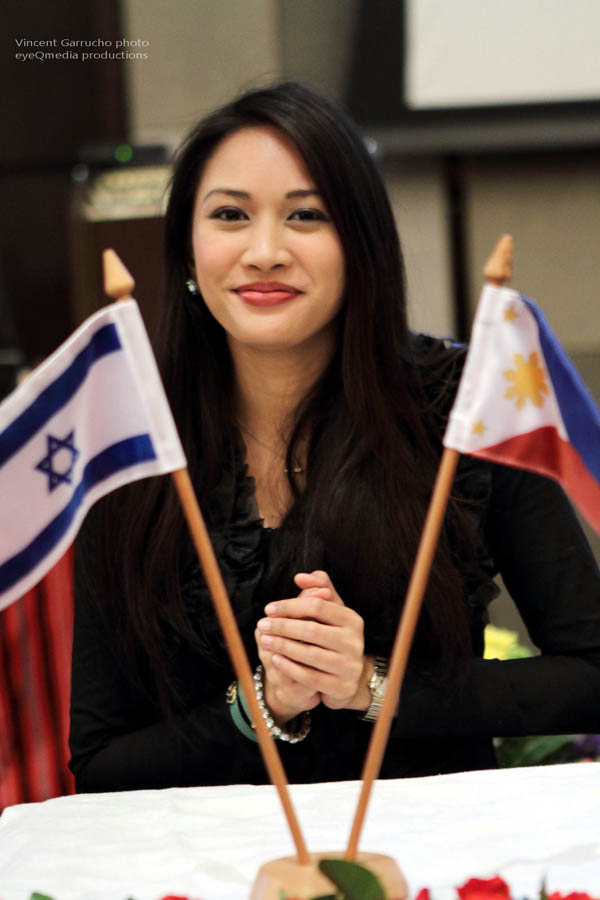 At the 66th Celebration of the Independence of the State of Israel. Photography By: Vincent Garrucho