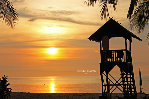 Divine Travels: A Medley of Sunsets and its Colors