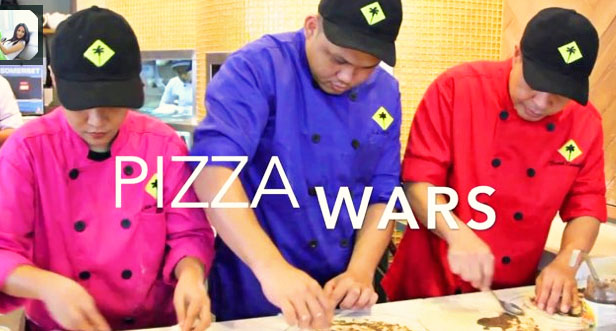CPK Philippines: PIZZA WARS (For the love of Pizza!)