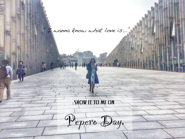 Pre- Valentine : Surprises on Pepero Day (A Series on Seoul, South Korea – Part 1)