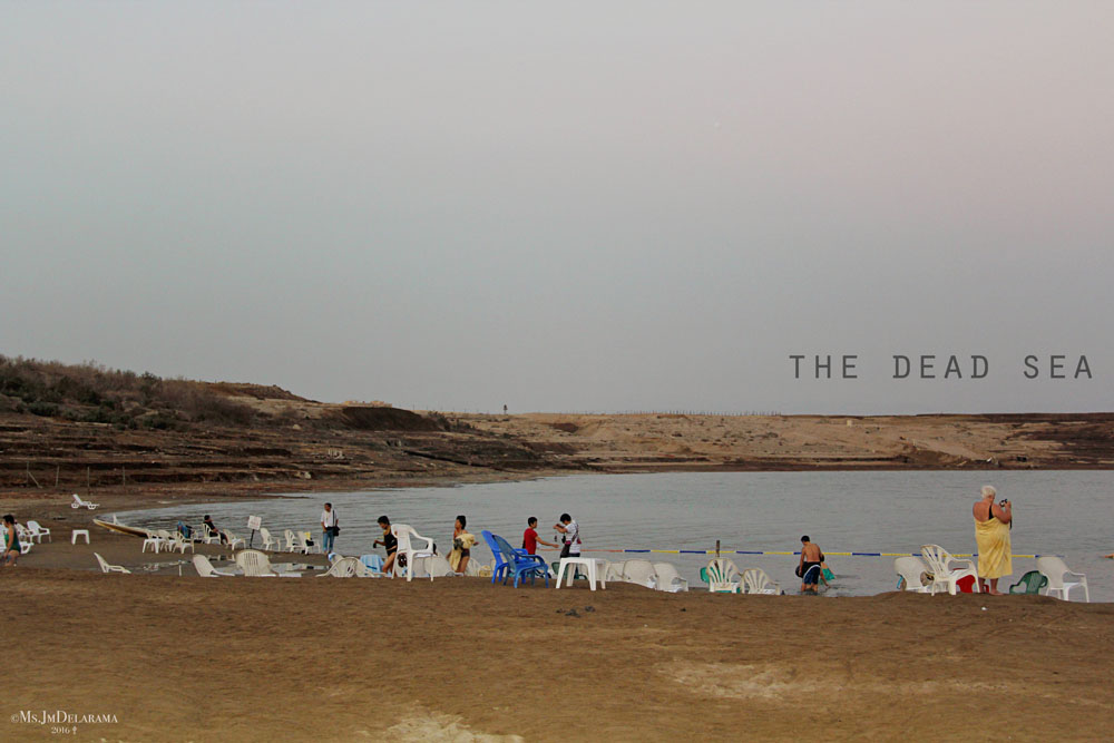 the dead sea travel in israel