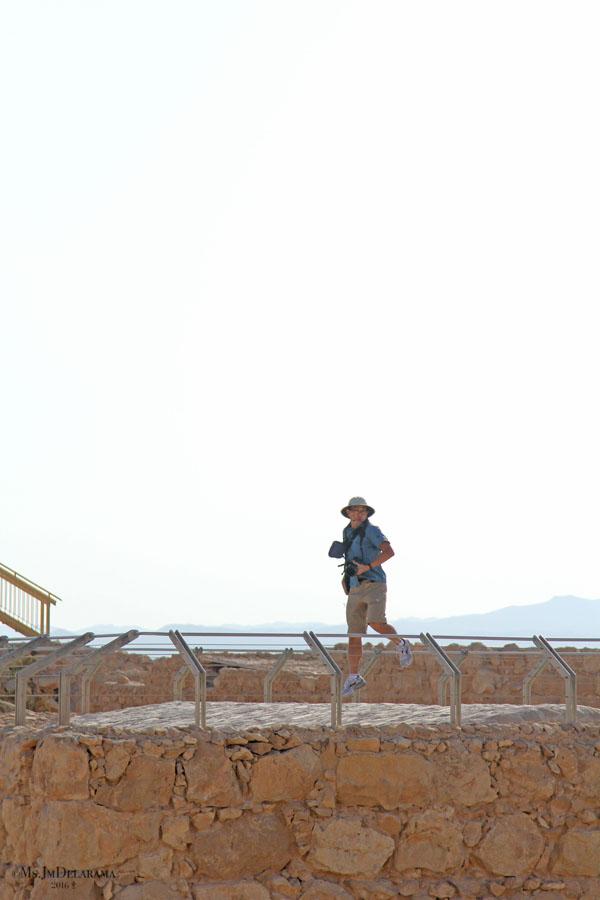 Masada Travel Ancient City Israel