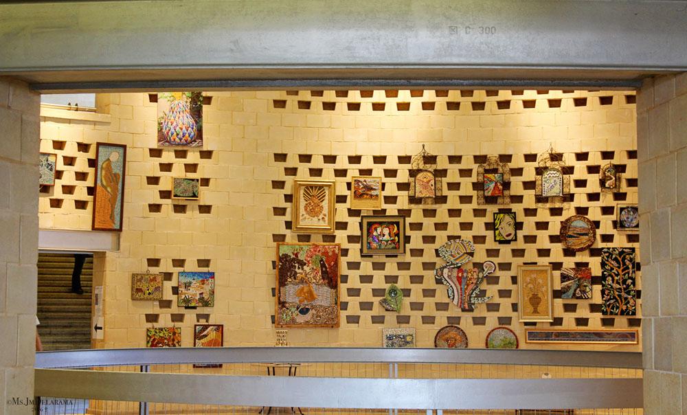masada art museum israel travel