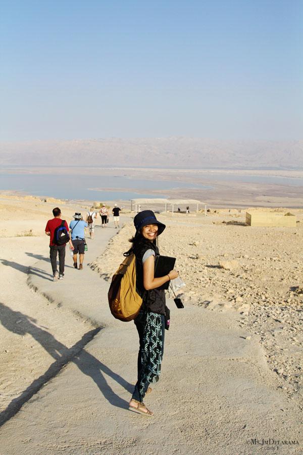 masada israel travel