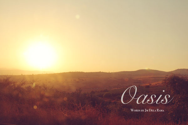 A Letter to My Heart: OASIS