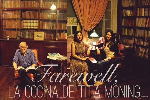 Remembering La Cocina de Tita Moning through Manila's Tour Expert Anson Yu