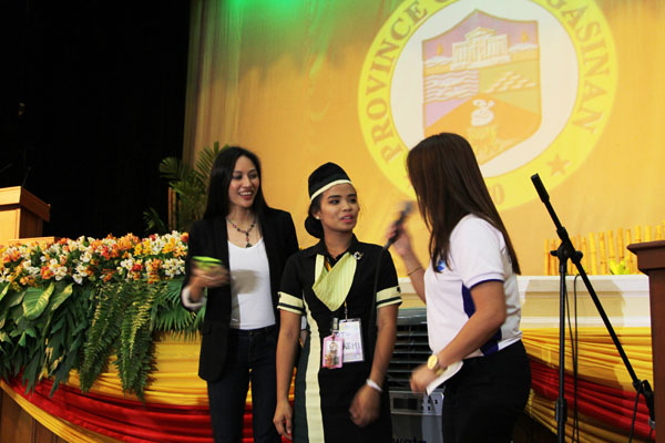 event pangasinan tourism youth conference