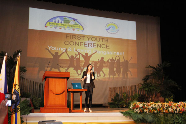 Tourism Youth Conference Speaker Pangasinan
