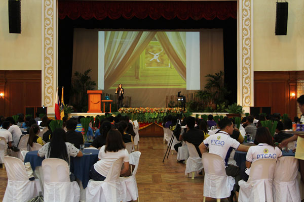 events lingayen pangasinan first tourism youth conference