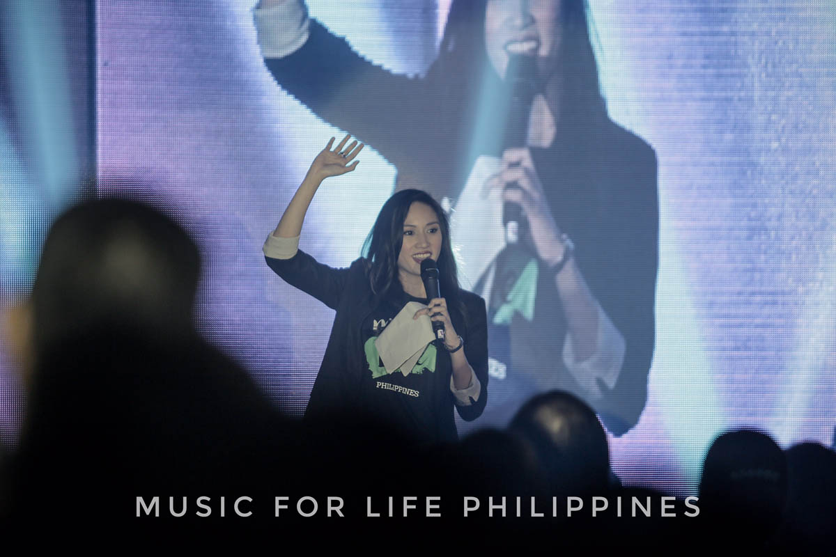 Music for Life Philippines: Worship Benefit Concert with 1 Walker